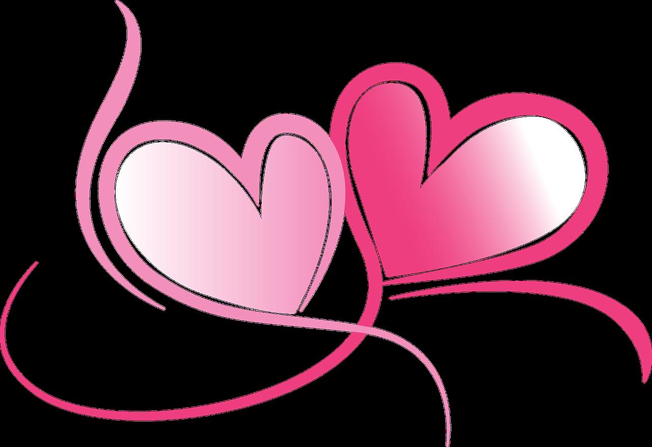 Romantische Lasershow zur Hochzeit oder zum Hochzeitstag